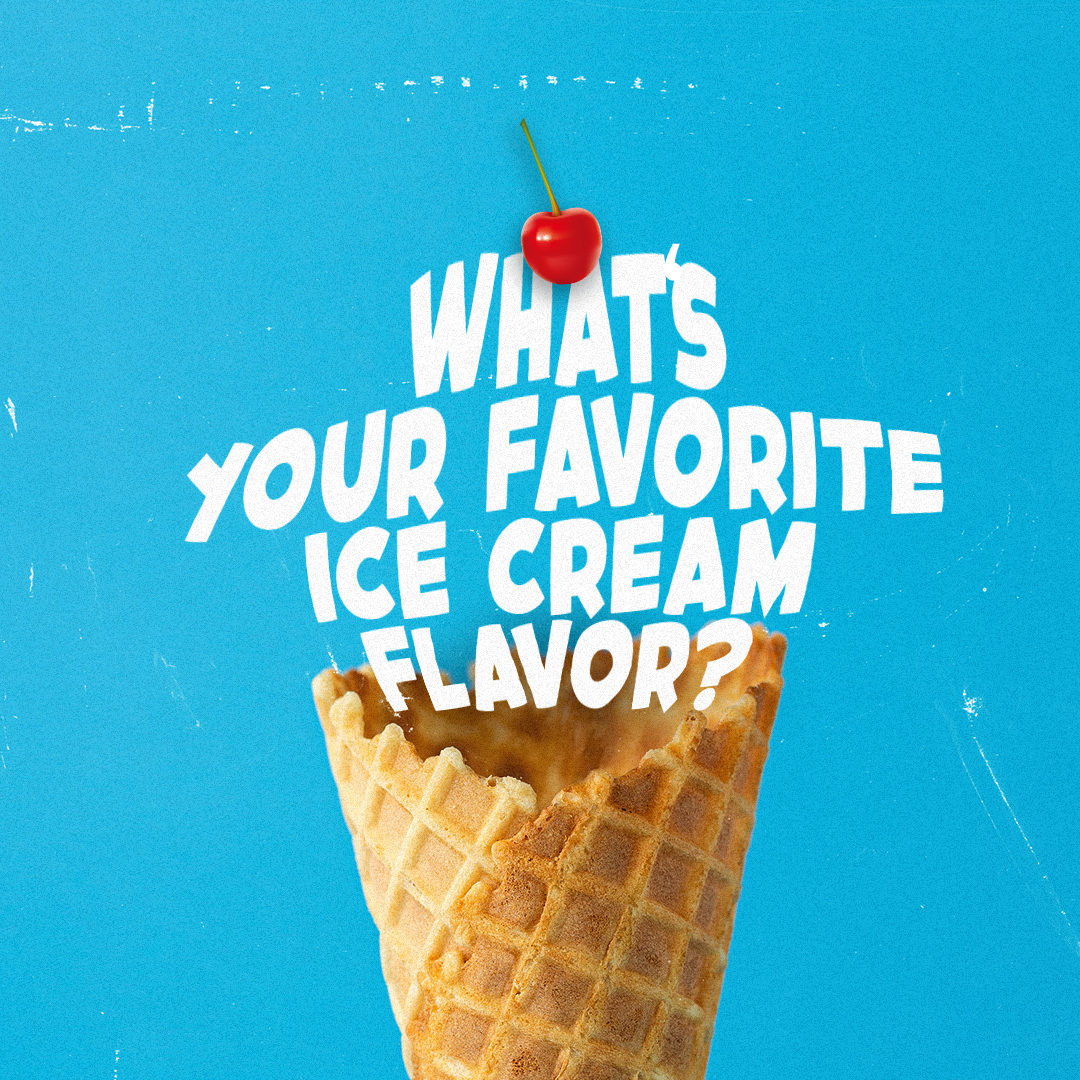 Favorite Ice Cream?
