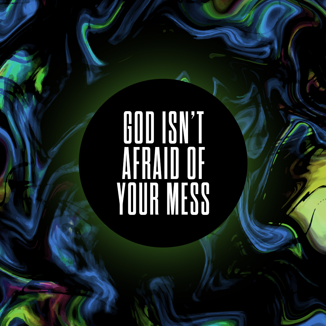 God Isn't Afraid