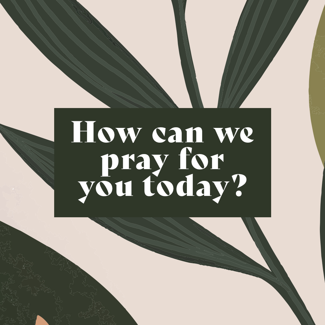 How can we pray?