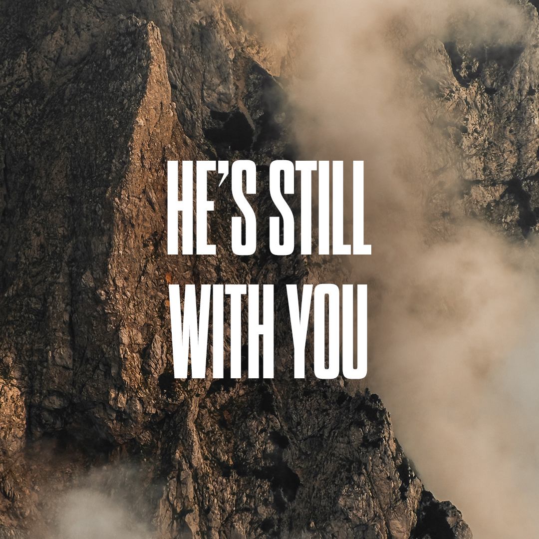 He's Still With You