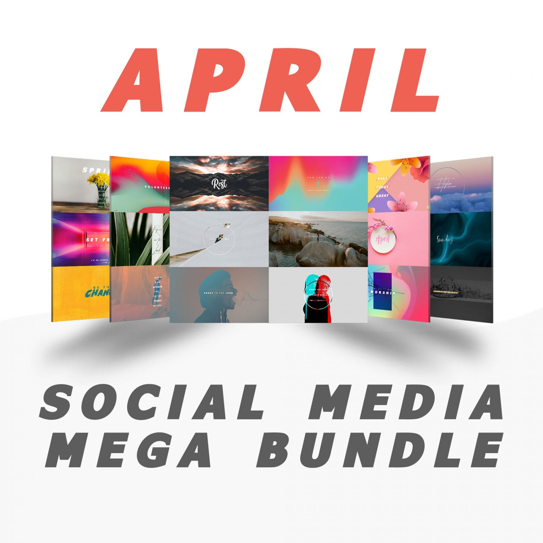 April Mega Bundle
