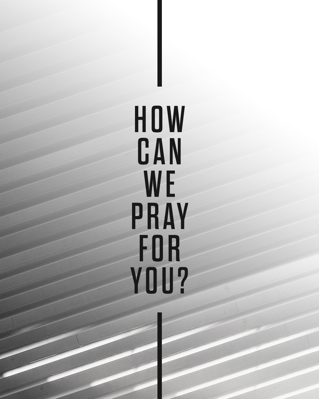 Can We Pray?