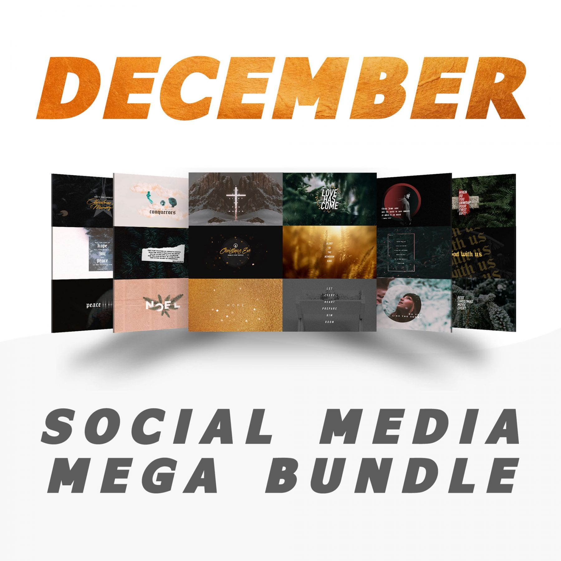 December Mega Bundle