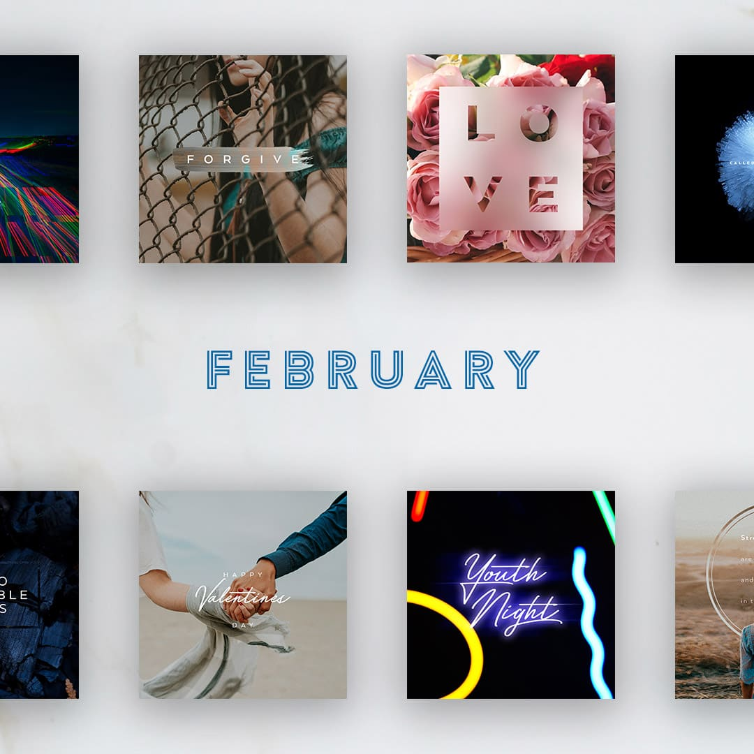 February Mega Bundle