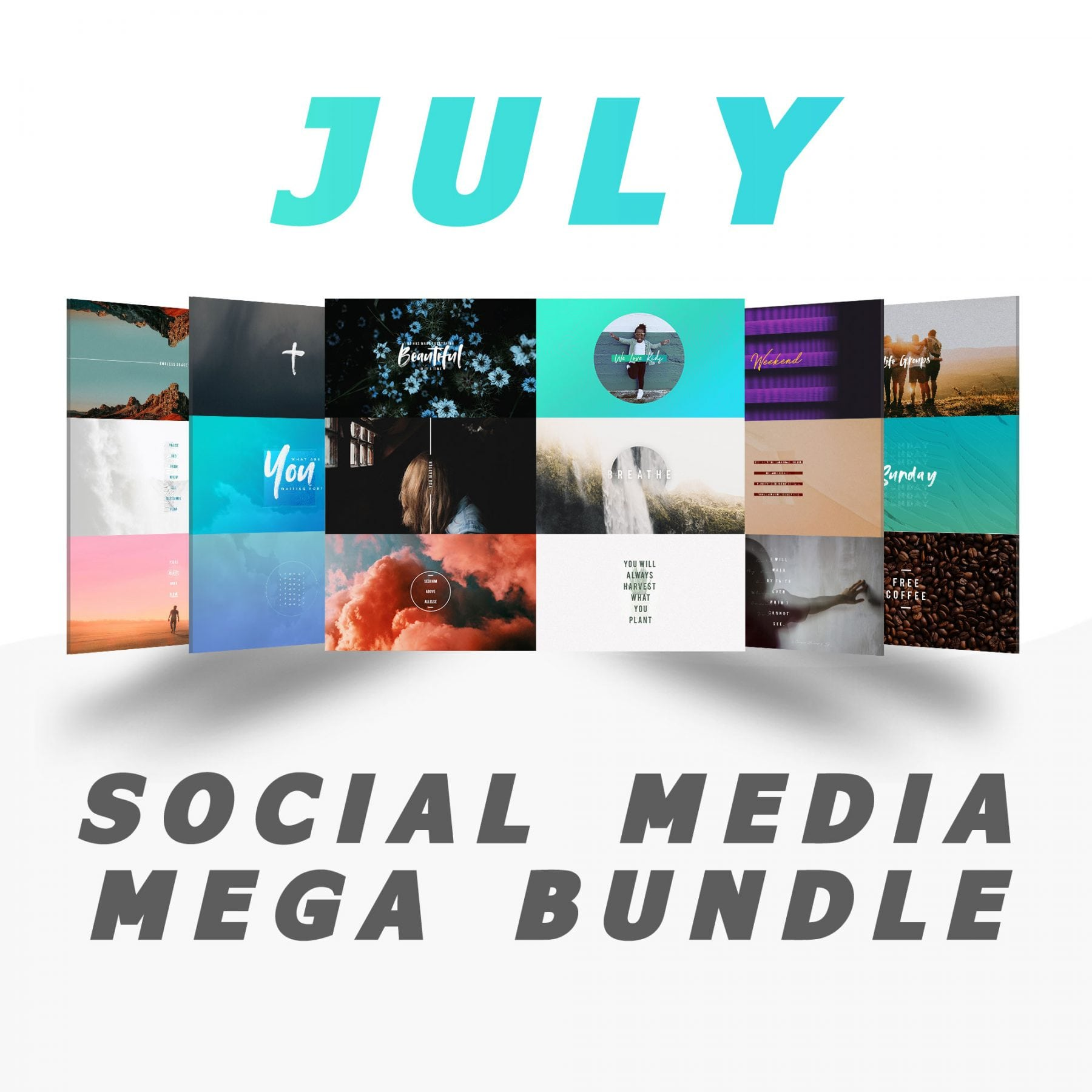 July Mega Bundle