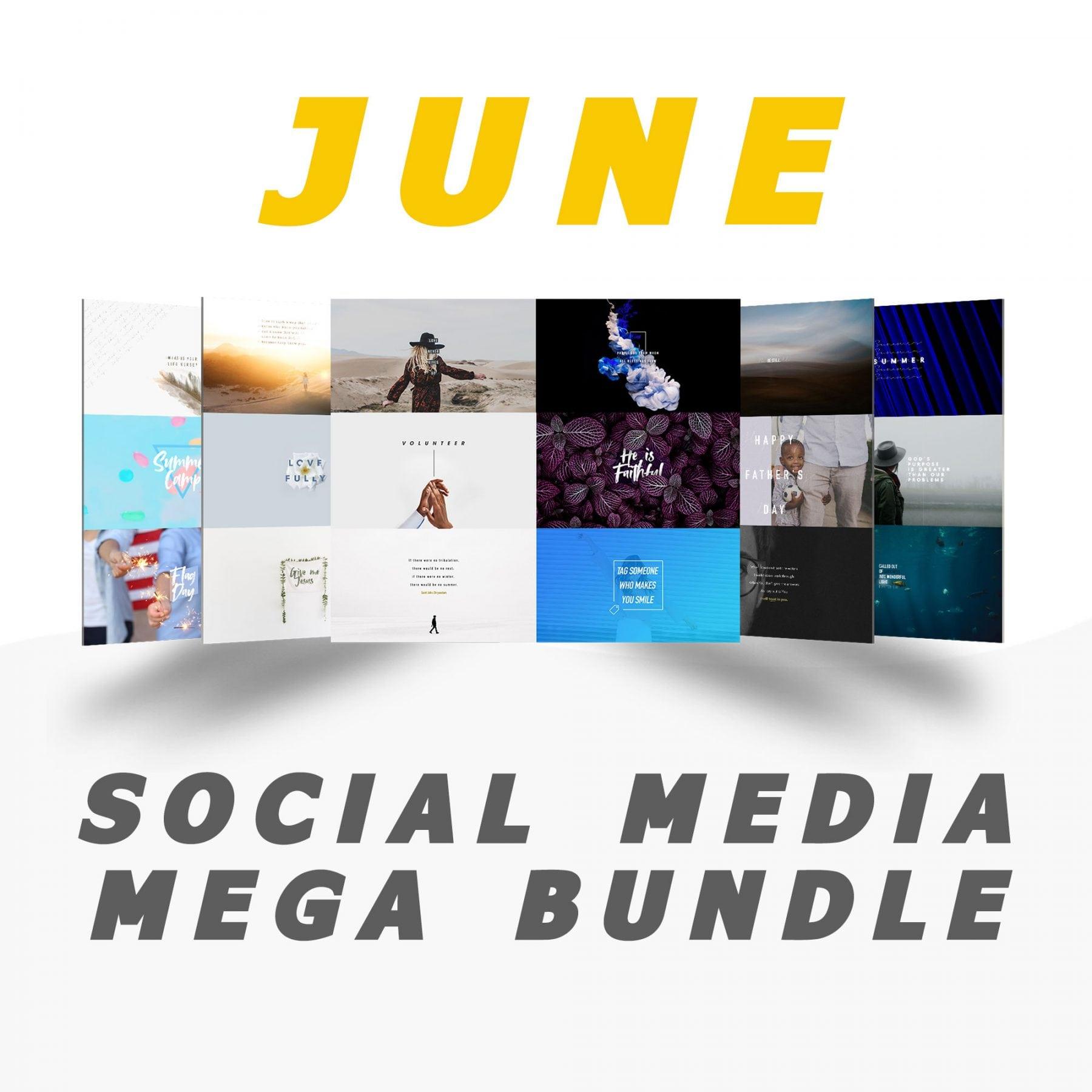 June Mega Bundle