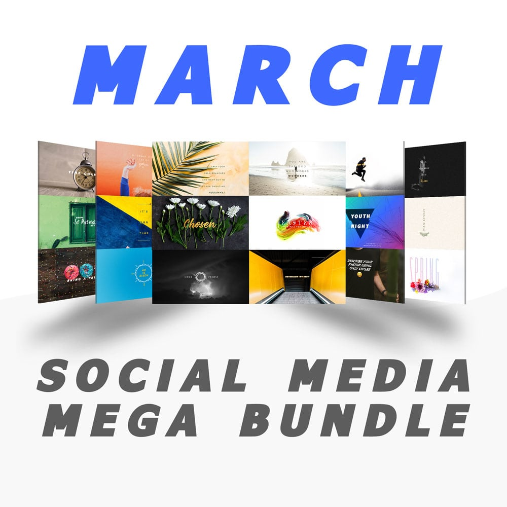 March Mega Bundle