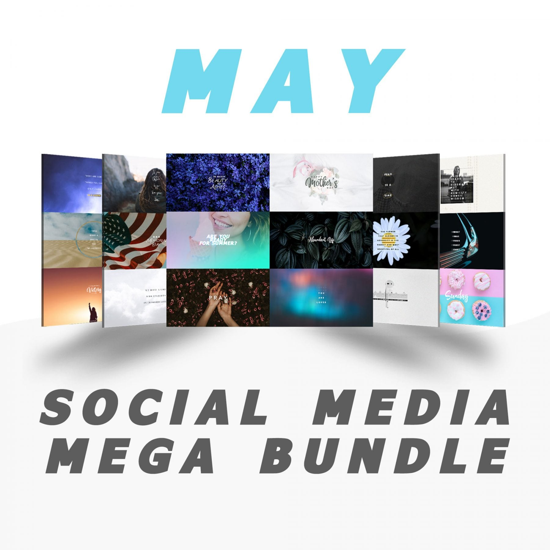 May Mega Bundle
