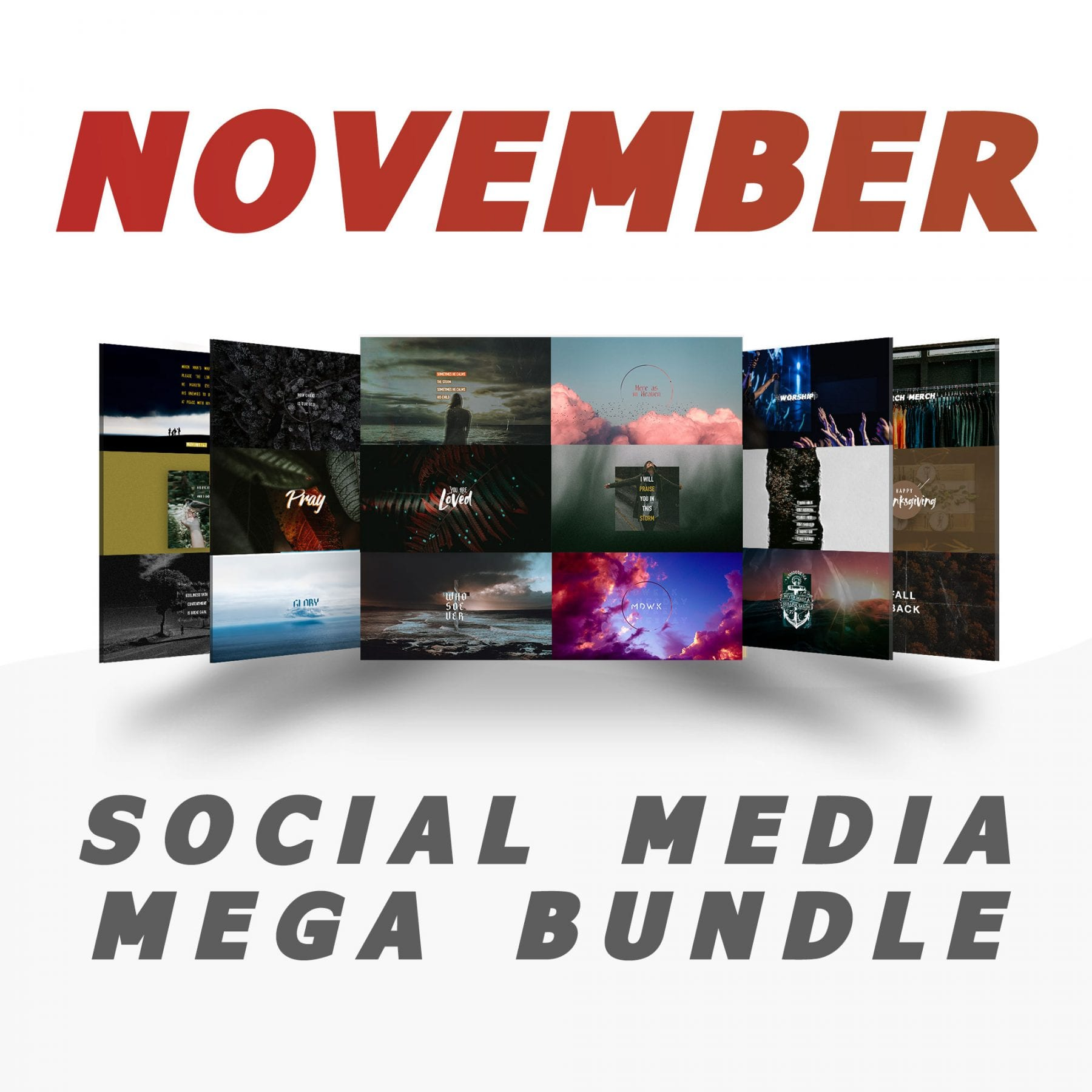 November Mega Bundle