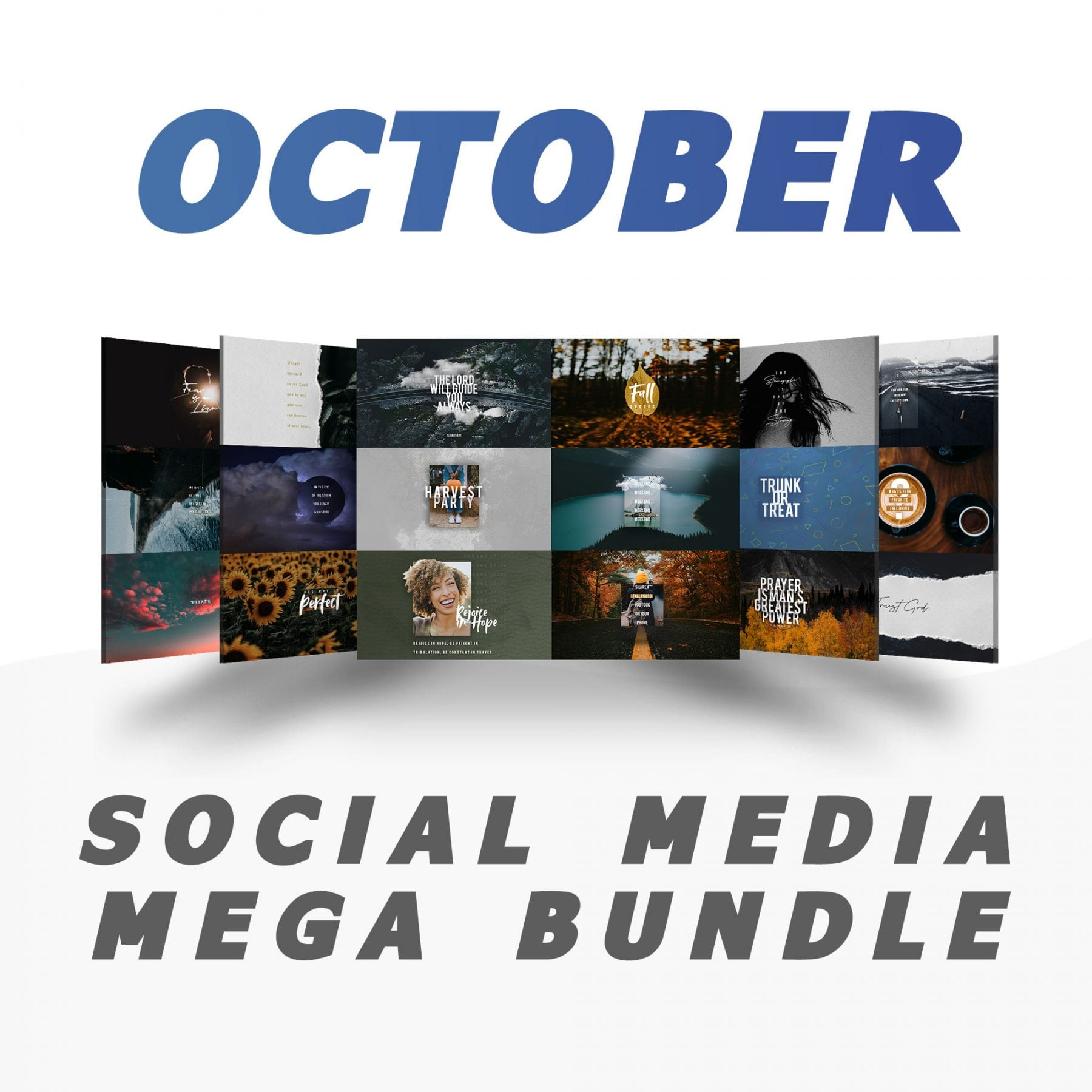 October Mega Bundle