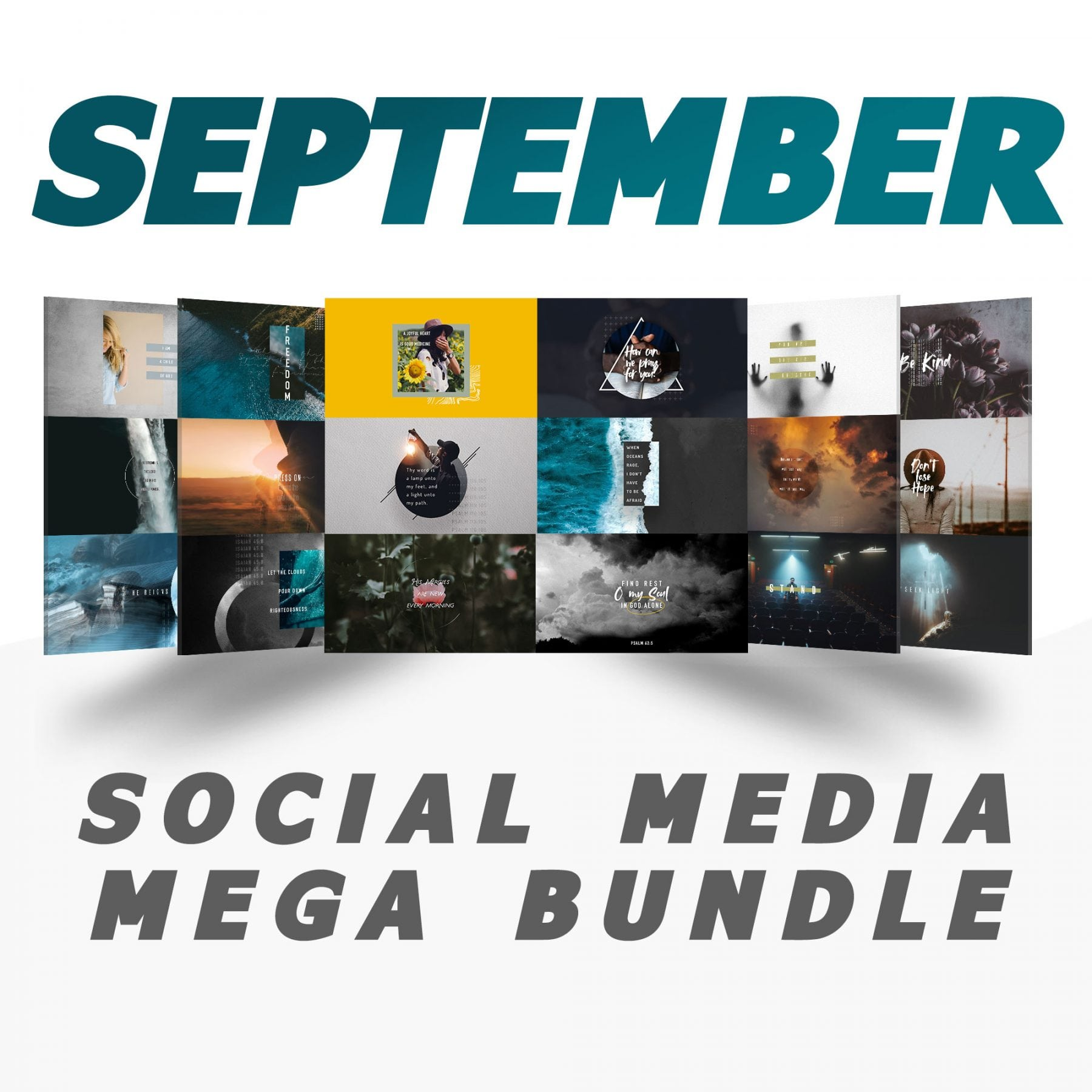 September Mega Bundle